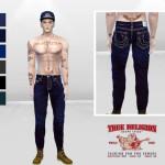 McLayneSims' Urban Appeal Denim Jeans