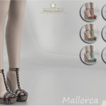 MJ95's Madlen Mallorca Shoes