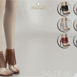 MJ95's Madlen Salerno Shoes