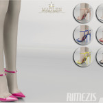 MJ95's Madlen Rimezis Shoes