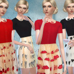 Fritzie.Lein's Collared Dresses