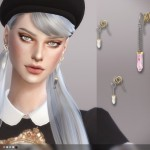 toksik – Mystic Earrings
