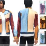 ekinege's Patchwork Jacket