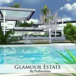 Pralinesims' Glamour Estate