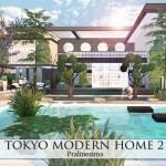Pralinesims' Tokyo Modern Home 2