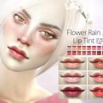 Pralinesims' Flower Rain Lip Tint N61