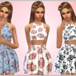 SweetDreamsZzzzz's Floral Dresses