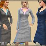 bukovka's Jersey Dress