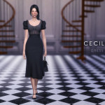starlord's Dress – CECILIE