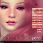 tsminh_3's Deluxe Gloss Lipstick