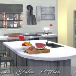 Pilar's Talea kitchen