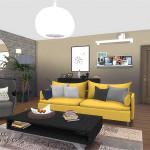 ArtVitalex's Walken Living Room