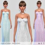 Metens' Tresor – Gown