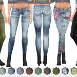 ekinege's Skinny Jeans