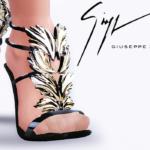 MA$ims4: Giuseppe Zanotti Gold Leaf Sandals