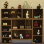 Simista A little sims 4 blog ♥: Stackme Shelving