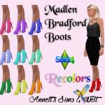 Madlen Bradford Boots – Recolors