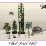 Ts2 to Ts4 Plant Pack Vol.1 – Sims 4 Designs