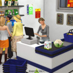 Around the Sims 4 | Custom Content Download | Grocery