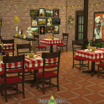 Around the Sims 4 | Custom Content Download | Pizzeria