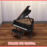 Hello my dears! I just created this beautiful Piano … – Nathalia Sims