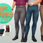 Down in Simsland – Born Slippy – Skinny Pants Hey everybody! Those…