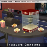 Treelife Creations (EA Buyable & Edible Food/Drinks – Movie…)