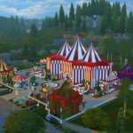 My Favorite Sims4 finds – I present the new improved JPCopeSIMsCircus.  I…
