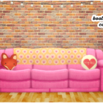 lina-cherie Sims 2 'Bootlegged sofa' conversion TS2-TS4