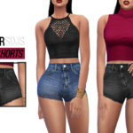 Kenzar — Kenzar Selly Shorts & T-shirt dress -More than 6…