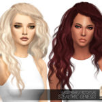 MISSPARAPLY | [TS4] Stealthic Genesis: Solids 64 colors Custom…