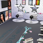 The Sims 4: Beauty Salon Stuff I'm still going… – brittpinkiesims♥