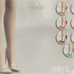 MJ95's Madlen Ares Shoes