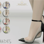 MJ95's Madlen Hades Shoes
