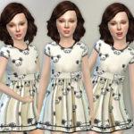 lillka's Black Mouse Dress