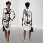RHOWC's CANDY PENCIL DRESS