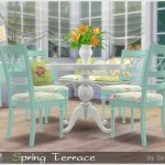 Severinka_'s Spring Terrace
