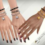 S-Club LL ts4 bracelet N04