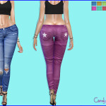DivaDelic06's CandyDoll Trendy Jeggings