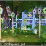 Severinka_'s Birdhouses set