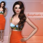 Trilly21's Trillyke – Springbreaker Outfit