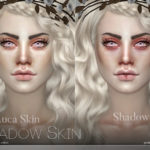 Pralinesims' PS Shadow Skin