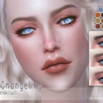 Screaming Mustard's [ Changeling ] – Female Brows