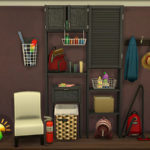 Solny's 'Boxroom' decorative set