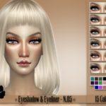 IzzieMcFire's IMF Eyeshadow + Eyeliner N.05