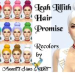 Leah Lillith Promise Hair – Recolors
