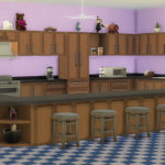 Simista A little sims 4 blog ♥: Forever Kitchen