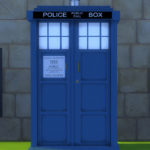 Simista A little sims 4 blog ♥: Dr Who Tardis Wardrobe