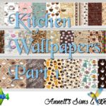 Kitchen Wallpapers Part 1 + Part 2