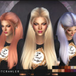 DarkoSims3 / NIGHTCRAWLER – New hair 4 your girls <3 Hope u like it :* NEW…